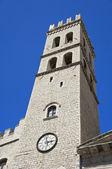 Torre da. Assis. Umbria. — Fotografia Stock