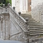 St. Ercolano Church. Perugia. Umbria. — Stock Photo