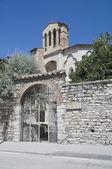 St. Secondo Church. Gubbio. Umbria. — Stock Photo