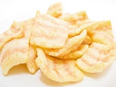 Paprika potato chips. — Stockfoto