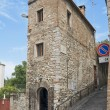 Stock Photo: Historic house. Perugia. Umbria.