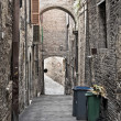 Alleyway. Perugia. Umbria. — Stock Photo #3689965
