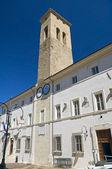 Town Hall. Spoleto, Umbria. — Stock Photo