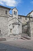 SS. Stefano e Valentino Church. Perugia. Umbria. — Stock Photo