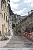 Panoramic view of Perugia. Umbria. — Stock Photo