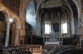 Intérieur de Basilique St. pietro. Perugia. Ombrie. — Photo
