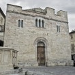 St. Silvestro Church. Bevagna. Umbria. — Stock Photo #3722632