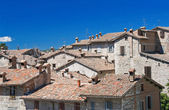 View of Gubbio. Umbria. — Stock Photo