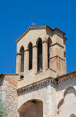St. Secondo Monastery. Gubbio. Umbria. — 图库照片