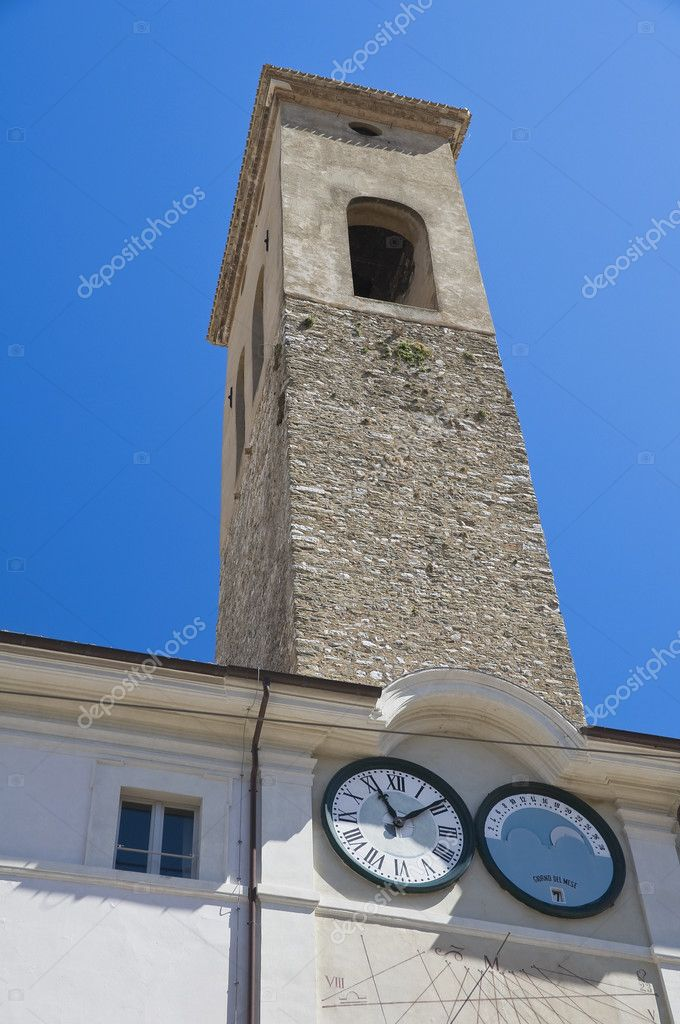 Town hall. Spoleto. Umbria. — Stock Photo #3744939