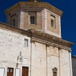 Spoleto church. Umbria. Italy. - Stock Photo