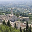 Panoramic view of Assisi. Umbria. — Stock Photo #3776477