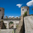 Royalty-Free Stock Photo: Towers of Properzio. Spello. Umbria.
