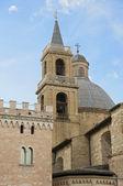 St. Feliciano Cathedral. Foligno. Umbria. — Stock Photo