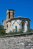 St. Secondo Church. Gubbio. Umbria. — Stock Photo