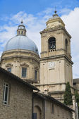 St. Maria degli Angeli Basilica. Assisi. Umbria. — Stock Photo