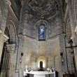 Interior St. Giovanni BattistChurch. Matera. Basilicata. — Stock Photo #3853427