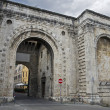 Stock Photo: PortSt. Pietro. Perugia. Umbria.