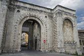 Porta San pietro. Perugia. Umbría. — Foto de Stock
