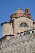 St. Maria Maddalena Church. Castiglione del Lago. Umbria. — Stock Photo