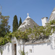 Trullo. Alberobello. Apulia. — Stock Photo #3880101