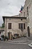 View of Bevagna. Umbria. — Stock Photo