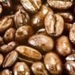 Royalty-Free Stock Photo: Dark Roasted Coffee Beans