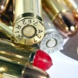 Various bullets / artillery — Stock Photo #3017300