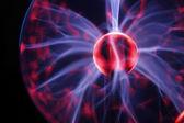 Electric Plasma — Stock Photo