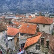 The old city of Kotor — Stock Photo