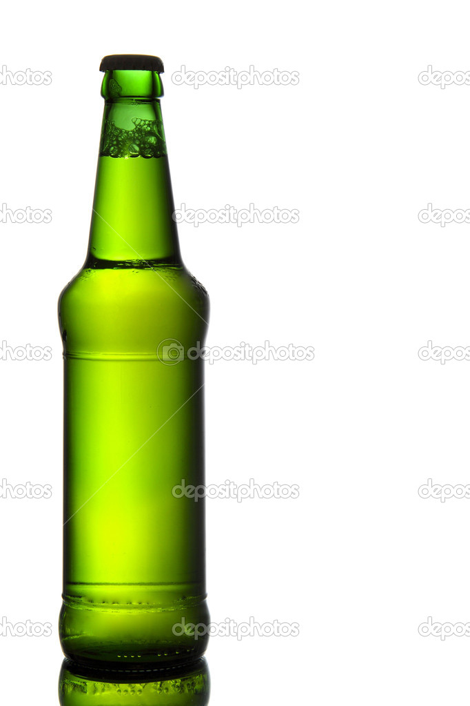 how to turn beer green