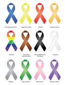 Ribbons / eps / vector — Stock Vector