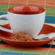 Cup of tea — Stock Photo