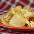 Stock Photo: Potato Chips
