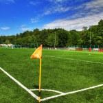 Football field — Stock Photo #3490930
