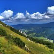 Slovak mountain — Stock Photo