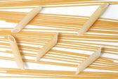 Pasta close up — Stock Photo