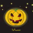 HaloweenPumpkin — Stock Vector