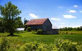 Rural Ontario countryside — Stock Photo