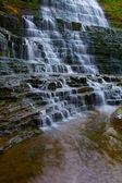 Refreshing Cascade — Stock Photo