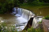 Otterville Dam - Otterville, Ontario, Canada — Stock Photo
