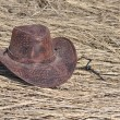 Cowboy style, stetson — Stock Photo