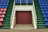 Entrance to the stadium, sport arena — Stock Photo