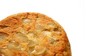 Torta de maçã acabou de sair do forno — Foto Stock
