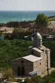 Crimean spaces — Stock Photo