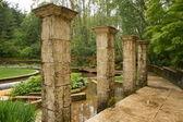 Stone Pillars — Stock Photo