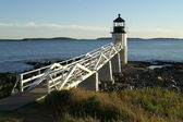 Marshall Point Lighthouse — Stock Photo