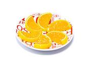 Lemon jujubes — Stock Photo