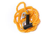 Yellow rope — Stock Photo