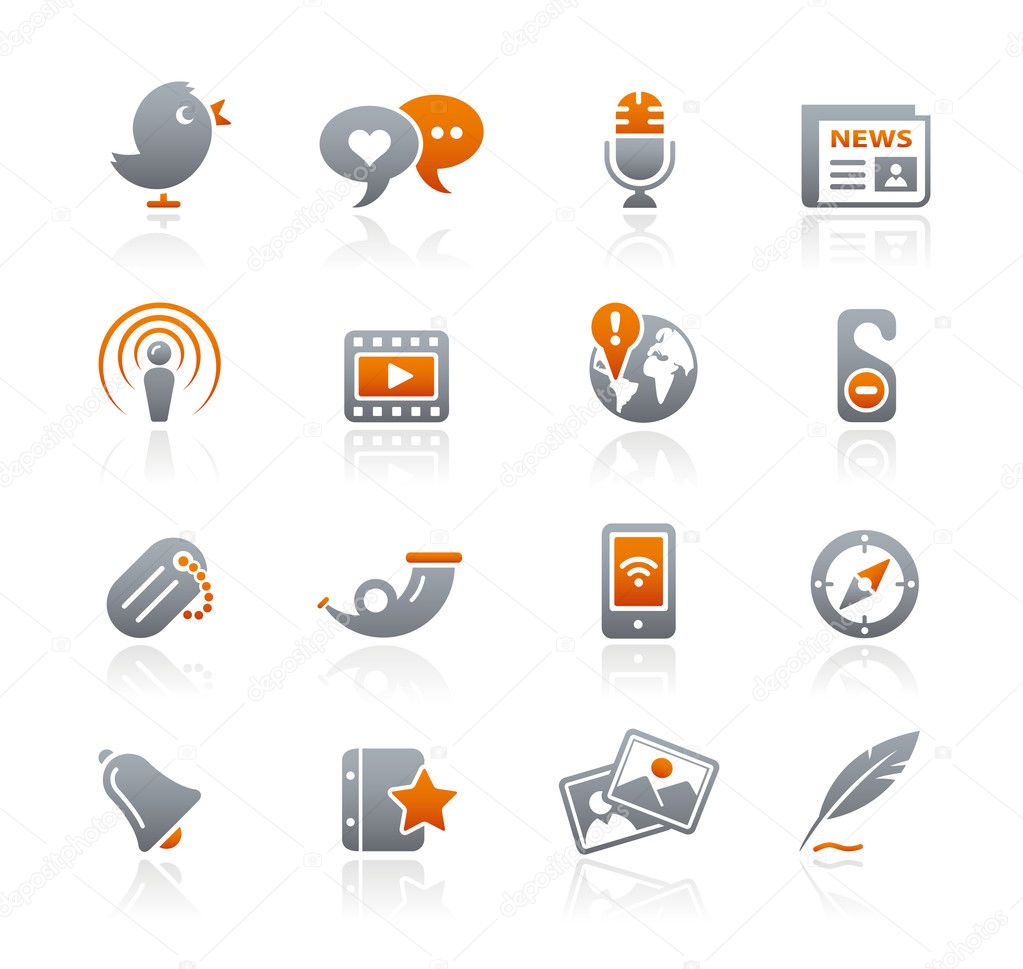 Icon set  Stock Vector #2997495